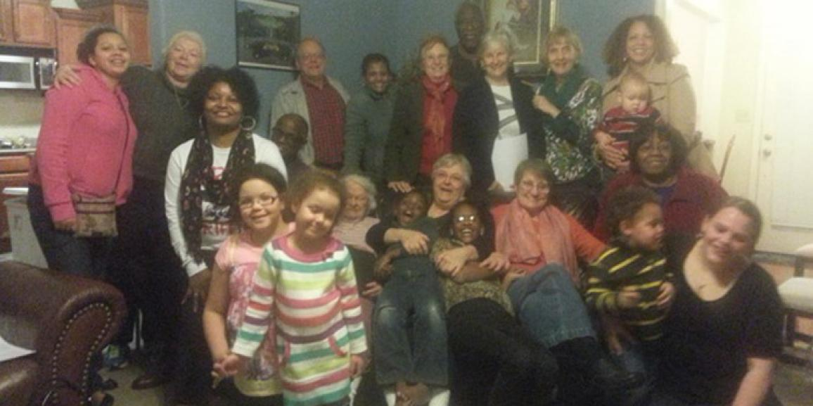 Memphis Cluster Reflections Gathering – 1/25/14